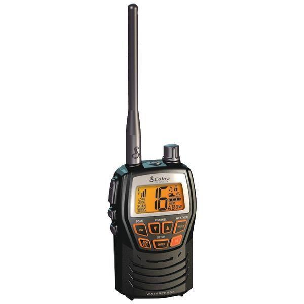 COBRA ELECTRONICS MRHH 125 Marine VHF Radio