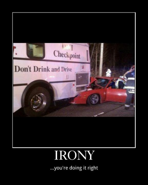 Funny Car Accident Quotes: 17 Best Images About Irony, Love It On Pinterest