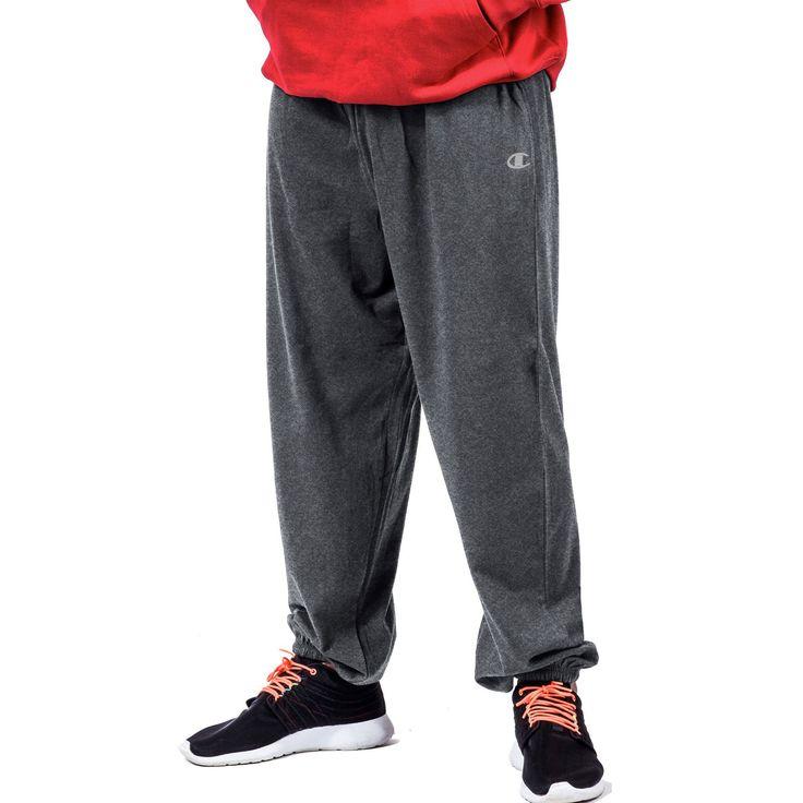 Champion Big & Tall Mens Fleece Pant