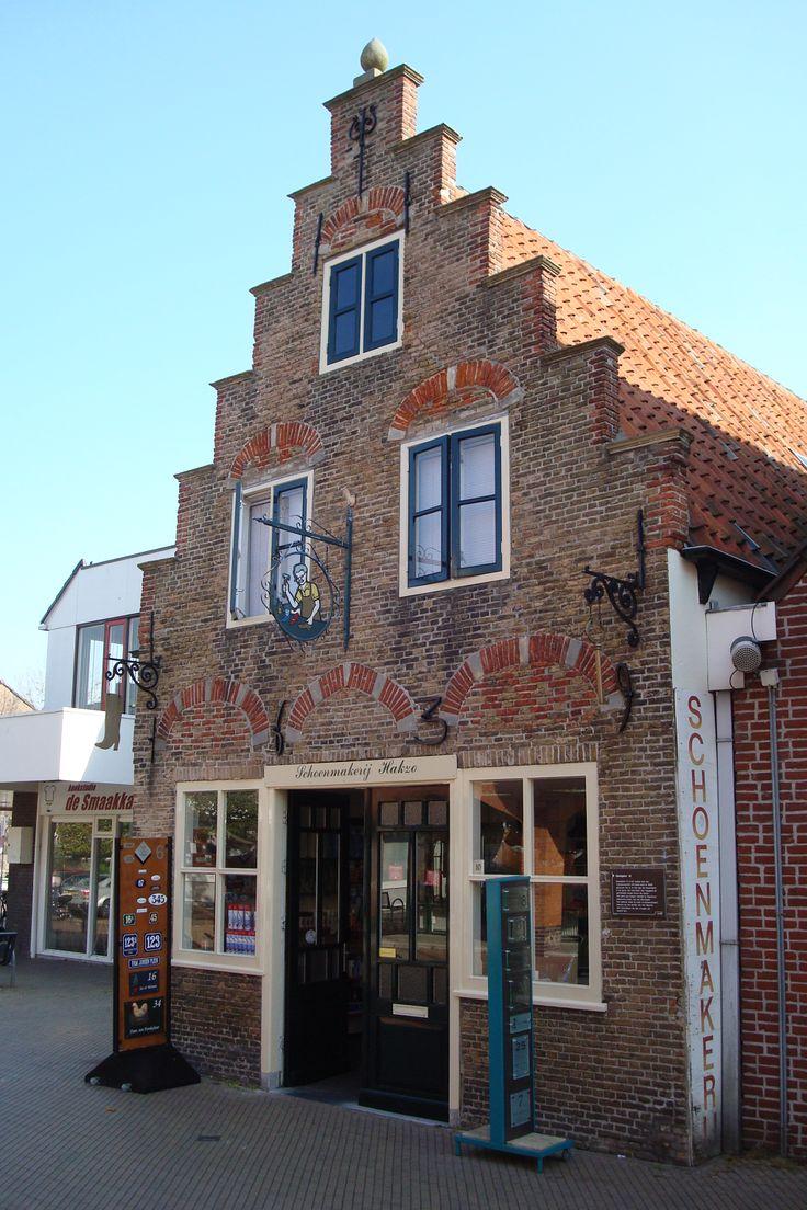 's-Gravenzande, Zuid-Holland.