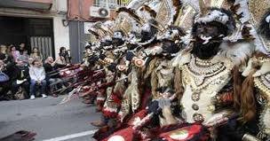 Pregó, Fiestas de la Magdalena, Spain