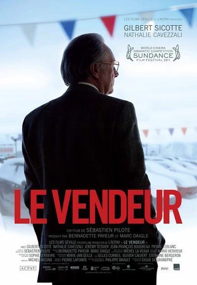 LE VENDEUR de Sébastien Pilote (2011)