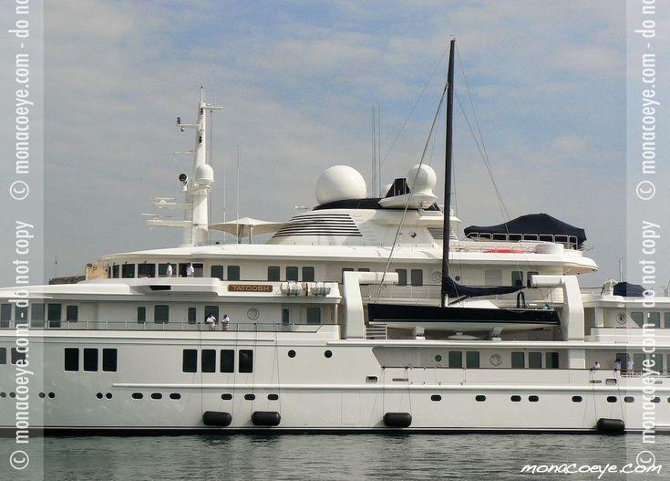 tatoosh yacht interior | Yacht name: Tatoosh