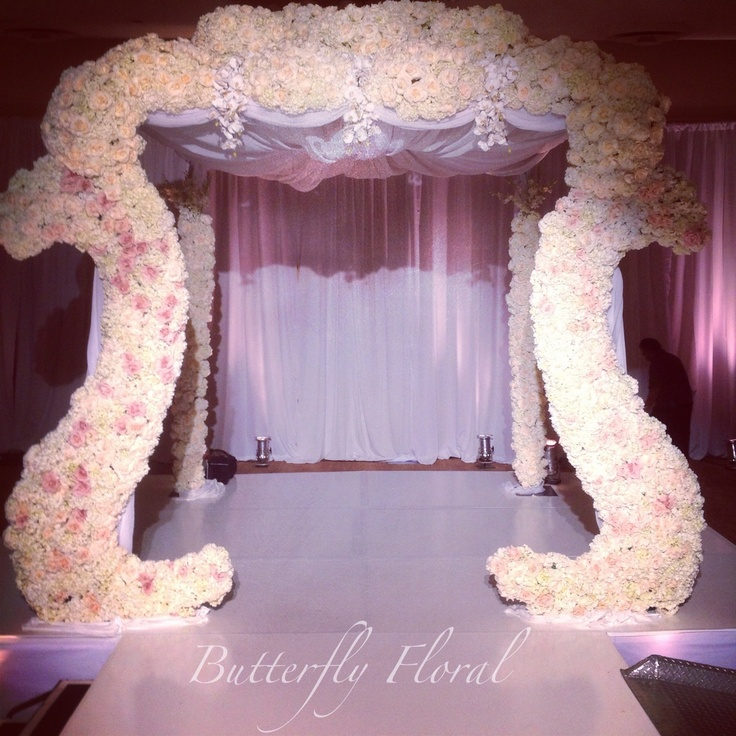 51 best Chuppah Chic images on Pinterest Marriage Wedding
