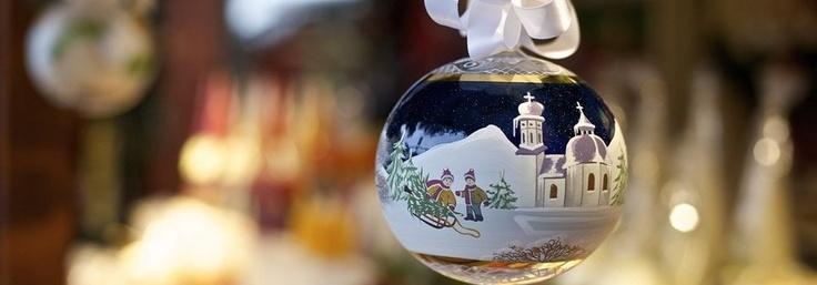 Weihnachten in den Bergen in Kärnten, still, traditionell und romantisch - einfach stilvoll und besinnlich in der Thermenwelt Hotel Pulverer 5*http://www.pulverer.at/silvester-thermenhotel.de.htm