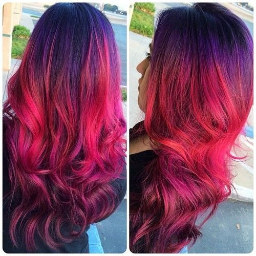 Different Types Of Hair Color Styles 189 Best Hair Images On Pinterest  Colourful Hair Hair Colors .
