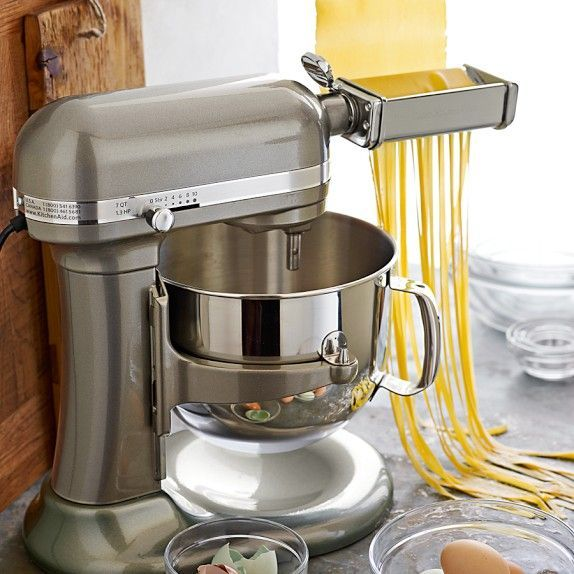 KitchenAid® Stand Mixer Pasta Roller Attachment | Williams ...