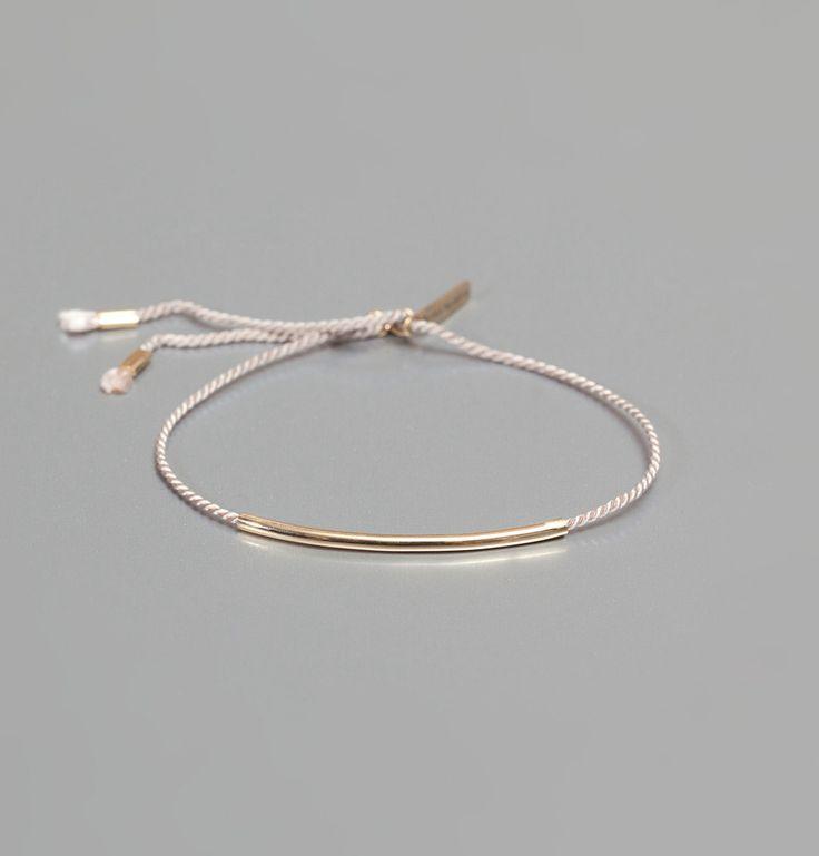 Bracelet Lutece Tube Rose Beaurepaire par Médecine Douce en vente chez L'Exception