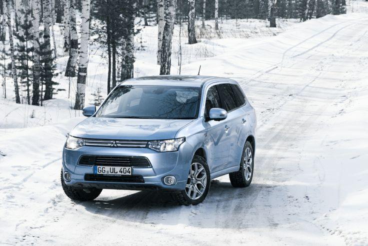 Mitsubishi Outlander PHEV completes testing in Russia  #mitsubishi #mitsubishioutlander #outlanderphev #phev #electriccars #carsgm #carsglobal #carsglobalmag