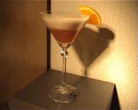 Amaretto Sunrise Crush coctail een heerlijke cocktail