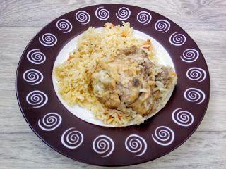 Маруусина каморка: Куриные бёдра с рисом в мультиварке