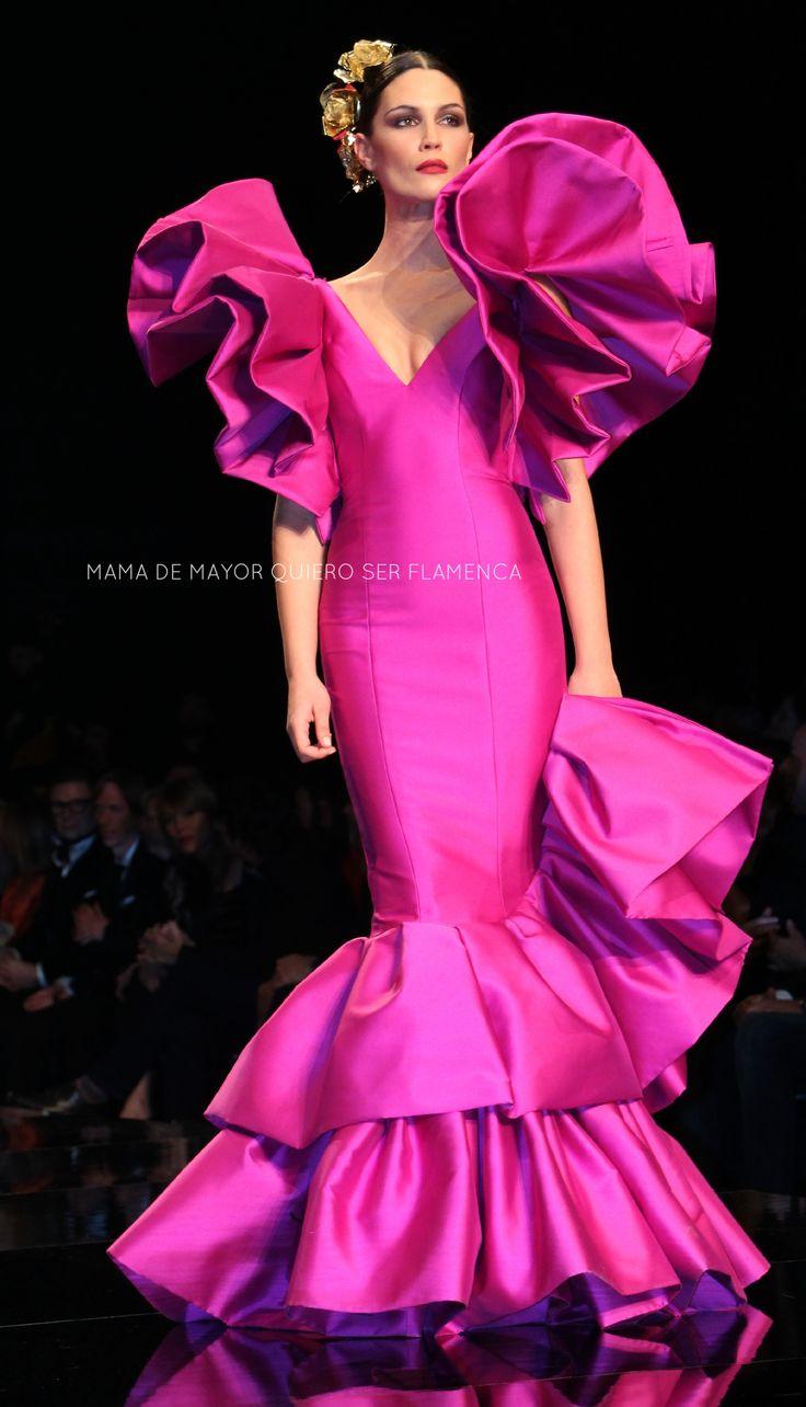 VOLVER – Vicky Martin Berrocal · SIMOF 2015 | Por Elena Rivera vía Mamá de Mayor Quiero Ser Flamenca.