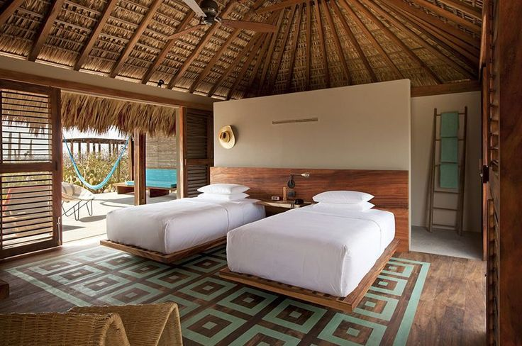 Get Surfing with Grupo Habita's Escondido Hotel in Mexico | Luxury Hotels Travel+Style
