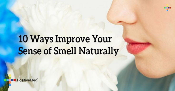 how to regain sense of smell naturally in telugu