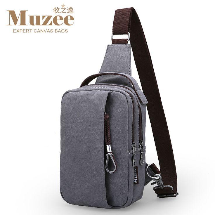 Muzee 2017 New Summer Chest Bag Men&Female Sling bag Large Capacity Handbag Muzee Hot-Selling Crossbody Bag