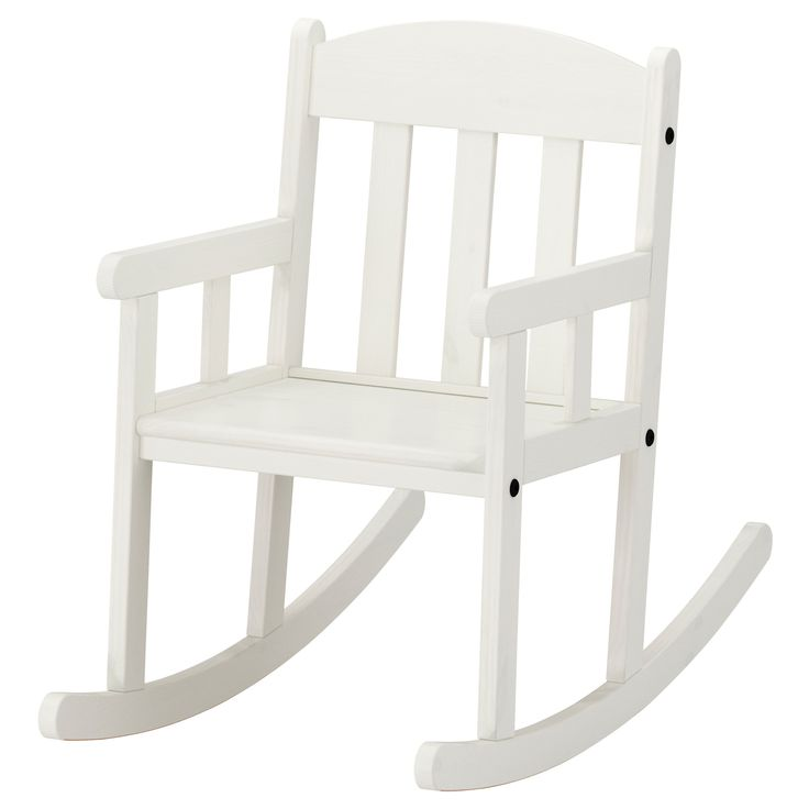 IKEA - SUNDVIK, Childrens rocking-chair,  , , Rocking helps develop a child's sense of balance and the brain to sort sensory impressions.