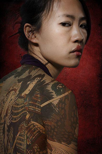146 best japanese yakuza tattoo images on pinterest for Female yakuza tattoo