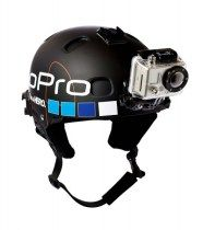 The GoPro Helmet Mount is recommended when boardingThe GoPro Helmet Mount is recommended when boardingThe GoPro Helmet Mount is recommended when boarding