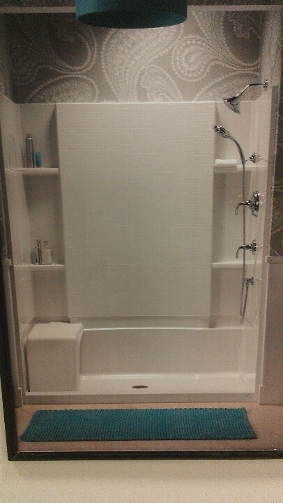Lowes Shower Enclosure · Shower EnclosureDownstairs BathroomBathroom  AccessoriesBath ...