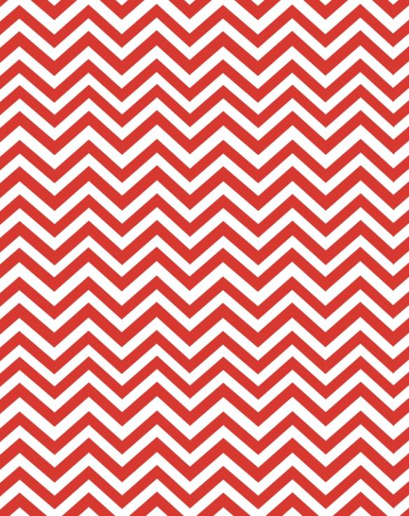 red chevron paper free printable free printables pinterest