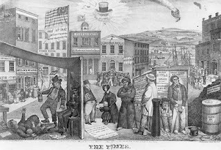 Passed by Congress May 19th 1828 the Tariff of 1828 was labeled the Tariff of Abominations by southerners.