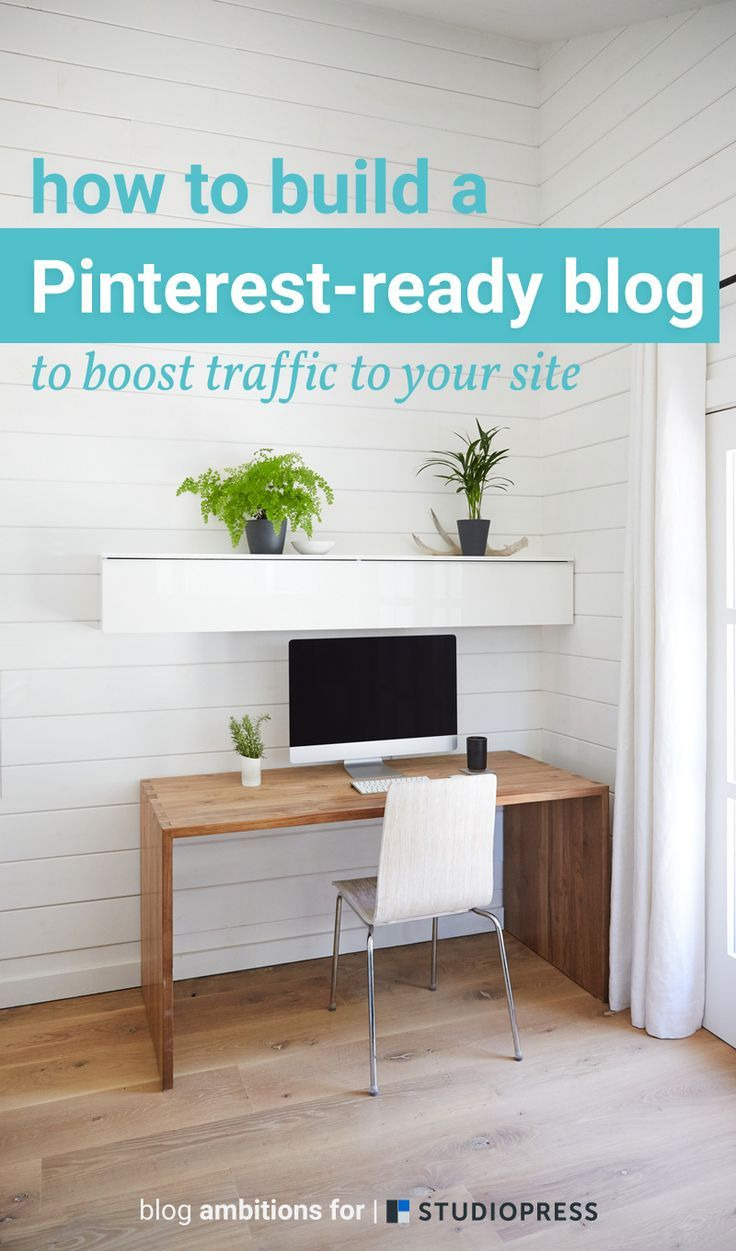 How To Boost Traffic With A Pinterest Ready Website Content MarketingMedia