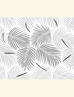 Palm Frond Stencil