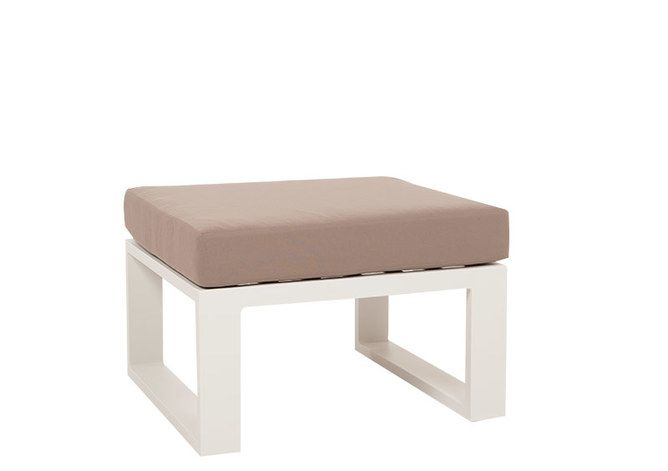 Adler Ottoman. From The Outdoor Furniture Specialists. Nearest store The Valley