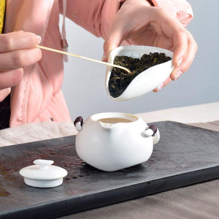 Aliexpress.com: Comprar Un Xin accesorios de té kung fu ceremonia del té comprar holandés cucharadita cucharadita de té es el mate esmalte de cerámica del té holanda de accesorios de camiones fiable proveedores en fafafsa