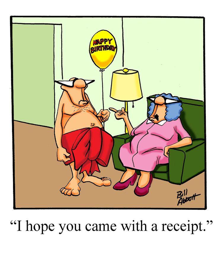 Shall Adult humour cartoon consider