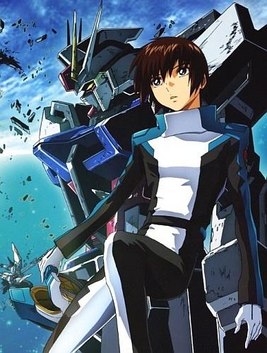 Spacesuit / pilot suit reference Kidou Senshi Gundam SEED