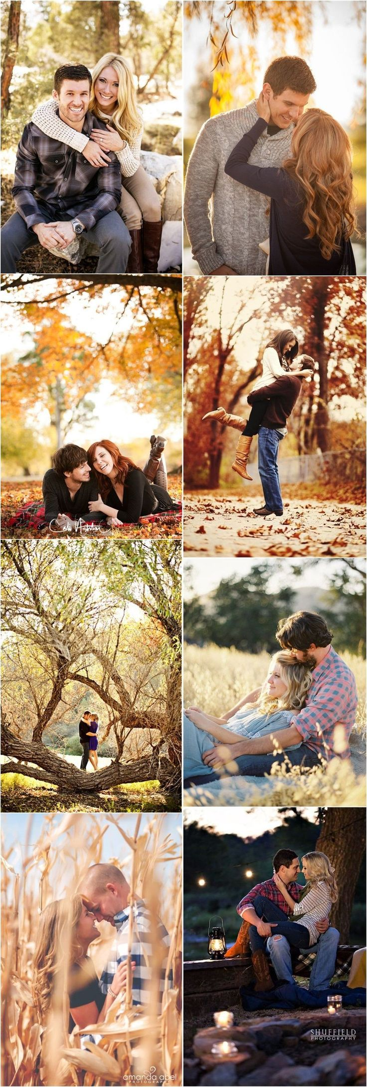 23 Artistic Fall Engagement Picture Shoots Concepts I Ought to've Had Myself!