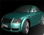 Audi TT Racing - Jocuri cu masini online.