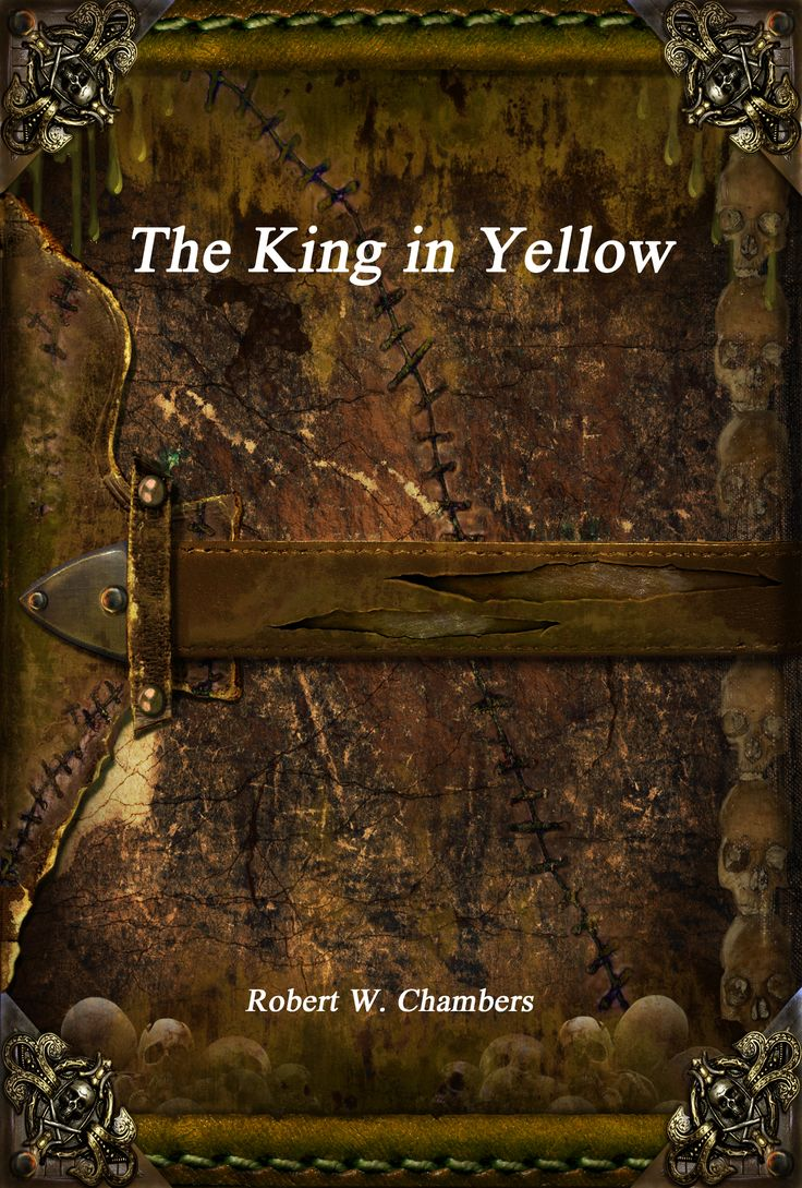 The dreaded tale of the King in Yellow that drives all men to madness. This book helped further define the Cthulhu Mythos that shaped the horror fiction landscape for so many years,