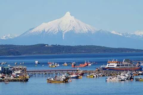 Quellon, CHILE