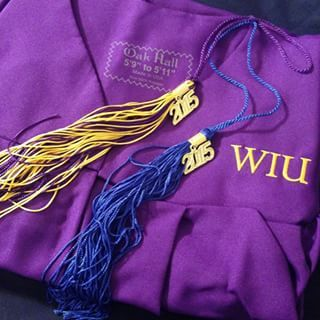 "From ""#WIUGrad15 #WIUPride on Twitter & Instagram"" story by Western Illinois University on Storify — https://storify.com/WIU/your-wiu-spring-15-commencement-weekend"