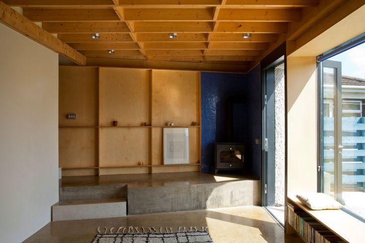 House 4 - Living Room - TAKA Architects