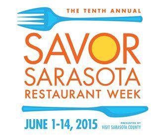 Savor Sarasota Restaurant Week