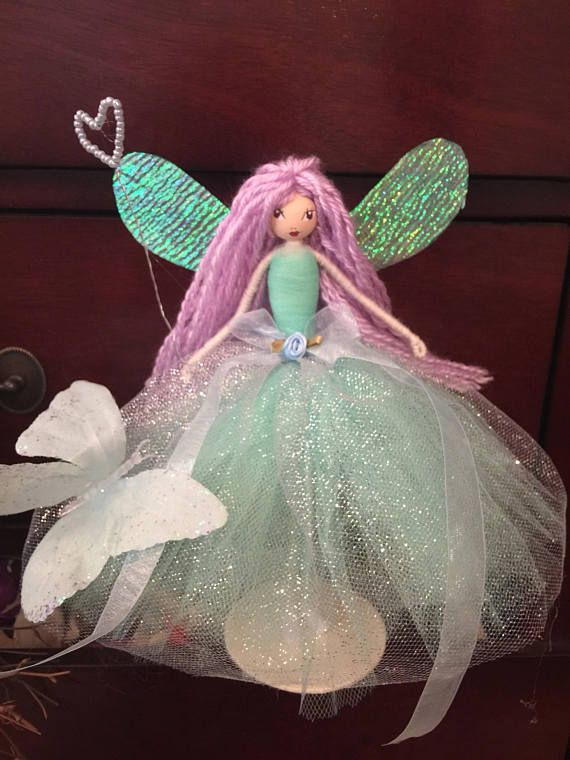 Handmade with lots of love...  Perfect gift for a birthday...  Bridesmaid gift...  Christening...  Giveaway...  A little something just to say thank you... Or just to treat yourself:)   Flower Fairy Doll designs are being handcrafted every day. I have lots of designs available so