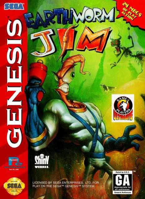 Earthworm Jim Characters - Giant Bomb
