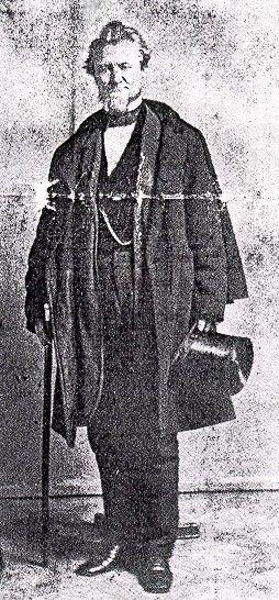 George W. Ewing, rapscallion fur trader.