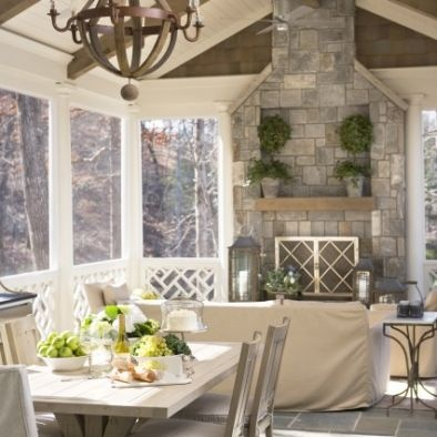 find this pin and more on screened porch patio design