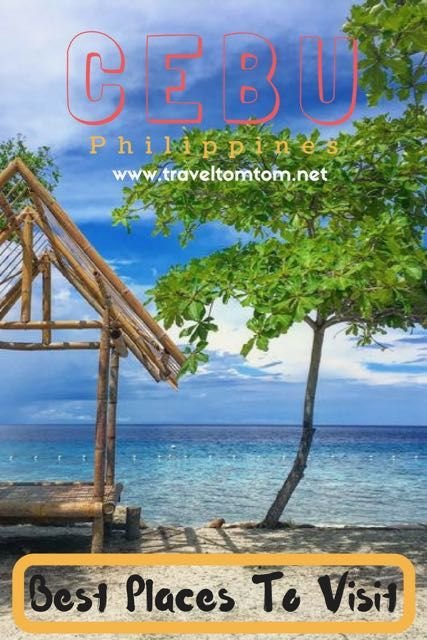 Best places to visit in Cebu Philippines. Read more about my travel tips about Cebu. #cebu #philippines #travel #tips #traveltomtom ##travel #travelblogging #travelbloggers  #traveltomtom