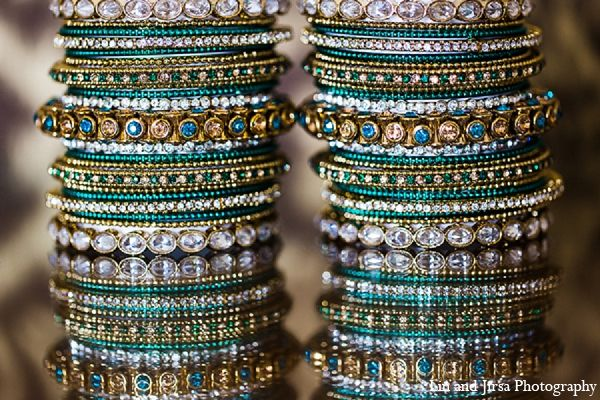 indian wedding bridal jewelry bangles churis http://maharaniweddings.com/gallery/photo/12805