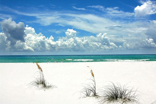 Beaches in Destin, Fl.