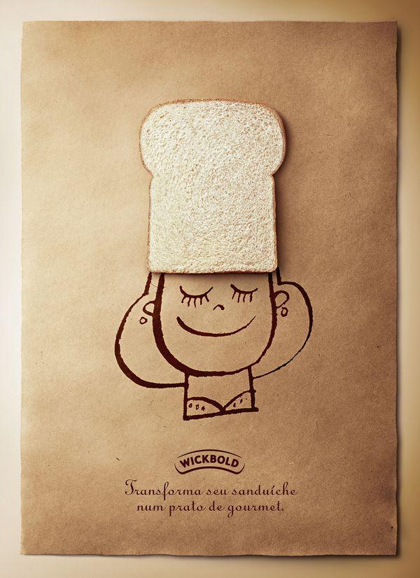 Wickbold Bread on Behance