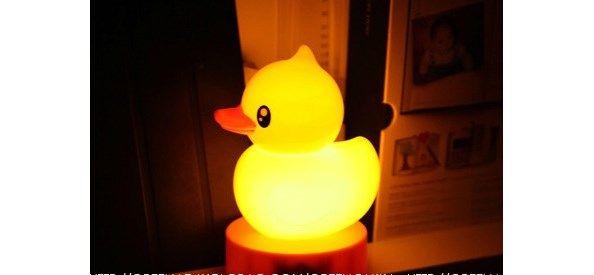 InspireLife - Yellow Duck Touch Light