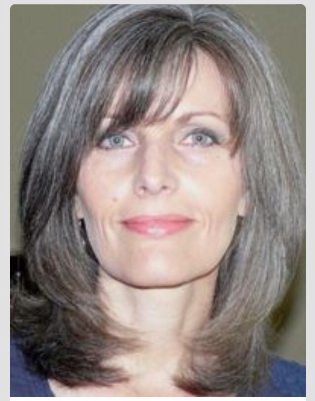 Hairstyles for 60 year olds  hiukset  Pinterest  Coiffures, Hairstyles and Year old