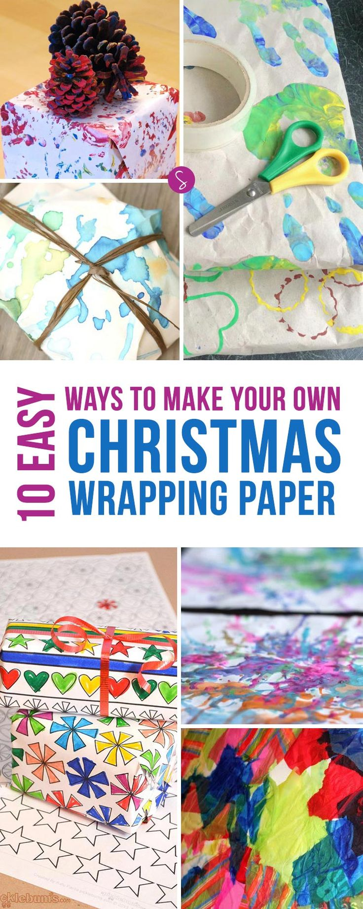 17 best ideas about wrapping paper crafts on pinterest for Best christmas wrapping paper