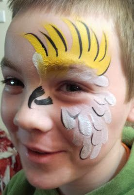 Wild About Animals. | Face Painting by Deborah Lane